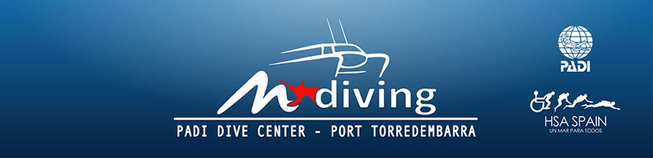 M.Rota Diving – PADI Dive Center – Port Torredembarra